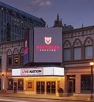 Buckhead Theatre - Live Music Venue in Atlanta GA