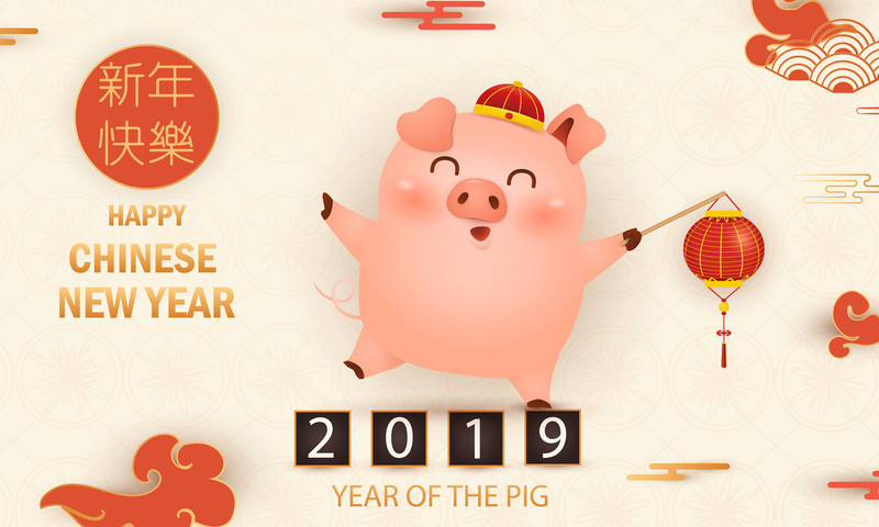 Celebrate the Year of the Pig at the 2019 Atlanta Chinese Lunar New Years Festival.