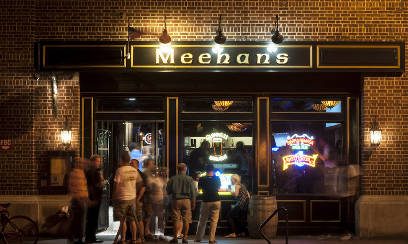 Meehan's is a perfect place to get your Irish on. (Cristy Lee H photo)