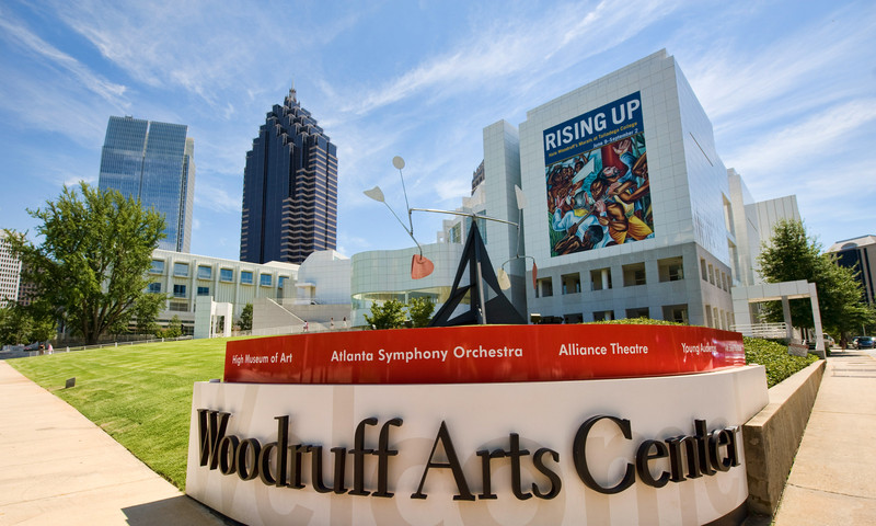 Atlanta is full of fun attractions that also make great meetings spaces. (Katie Snyder, AtlantaPhotos.com)