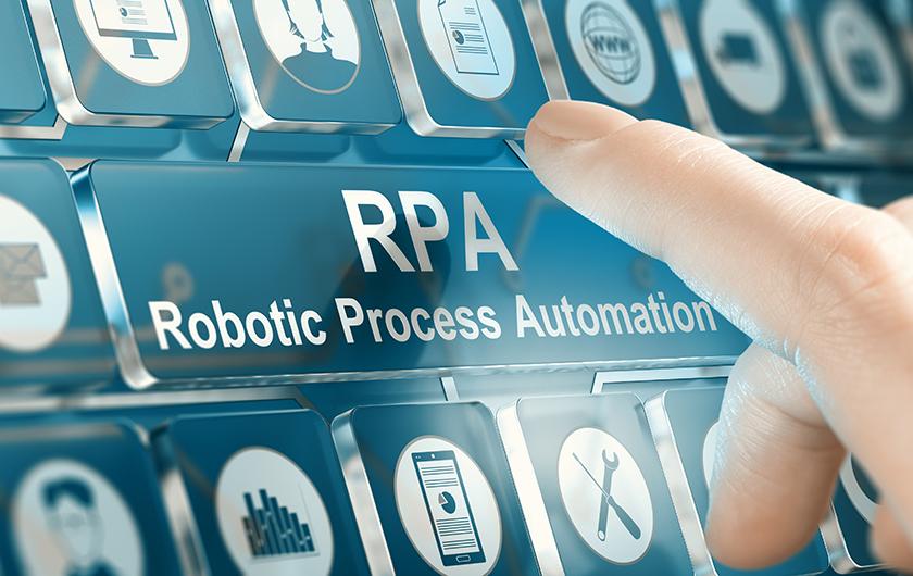 メインビジュアル : RPAは外注頼り!? RPAシナリオを職員自ら作成し、最大74%の時間を短縮