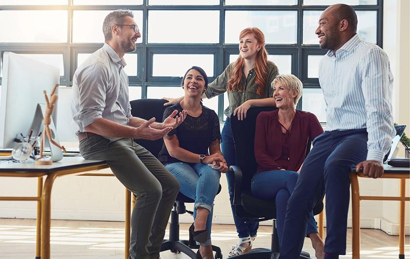 メインビジュアル : ビジネス成功の鍵は、ヒューマンセントリックな組織づくり。その方法とは?