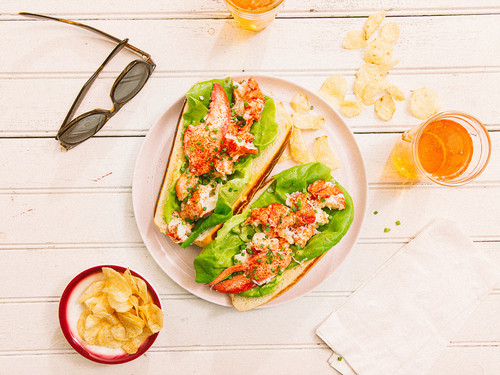How to Get Perfect Lobster Rolls Without the Drive to a Seafood Shack