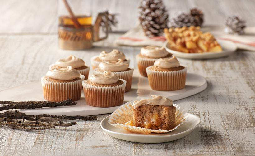 FY17 Marie Callenders Apple Pie Spice Cupcakes 820x500.jpg
