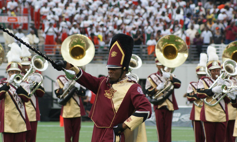 The Honda Battle of the Bands means topnotch marching band competition. Don't miss it.