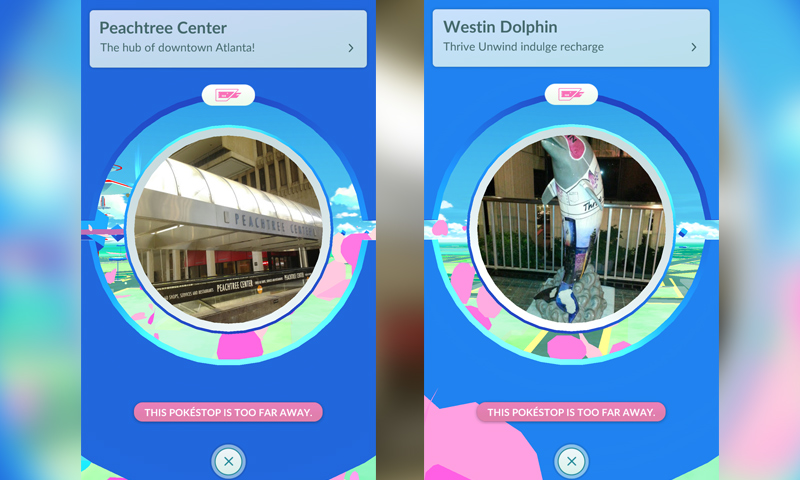 Pokemon Go Tips For Catching Them All In Atlanta Atlanta Insiders Blog