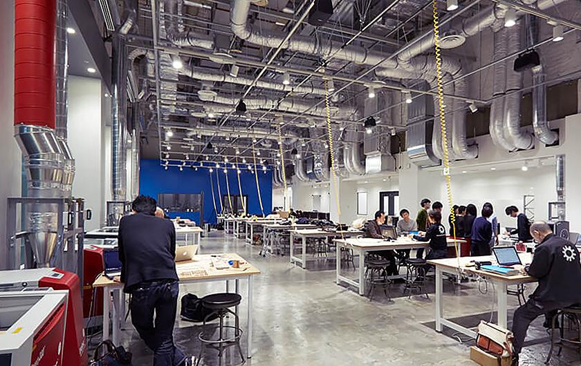 メインビジュアル : 日本のものづくりに、新たなイノベーションを!「TechShop Tokyo」