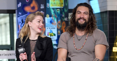 Jason Momoa and Amber Heard Are Perfect For Aquaman