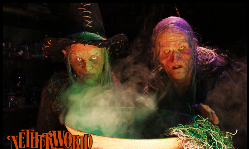 Netherworld terrifies (and people can't get enough of it).