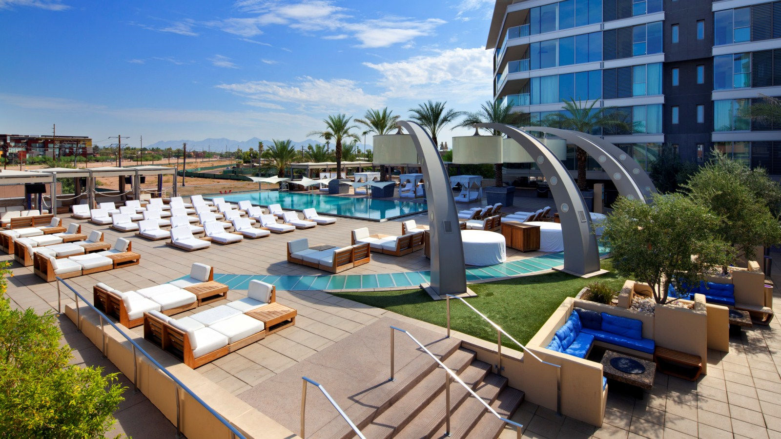 5 Hotel Pools Worth Adding To Your Must Visit List