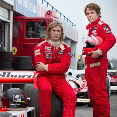 Why Rush is the Greatest Sports Biopic of the 21st Century