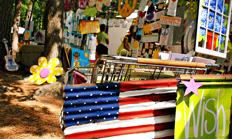 Yellow Daisy Festival is one of the top festivals in the country. (Joleen Pete)