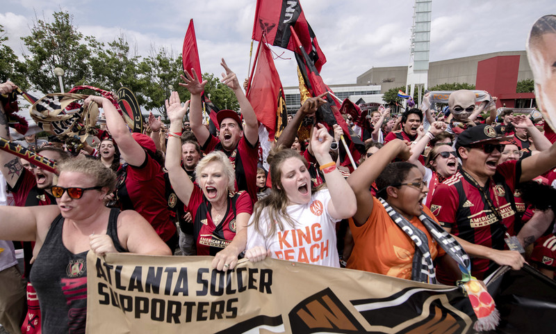 Your guide to the MLS Cup parties in Atlanta -- and where to watch.