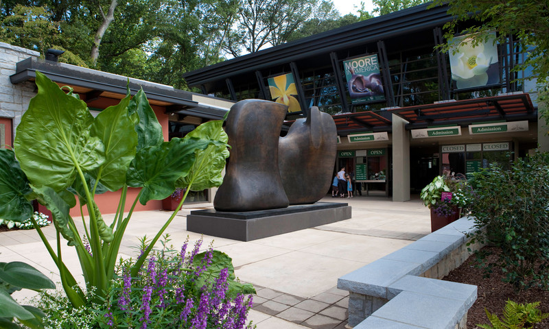 Have a cocktail at the Atlanta Botanical Garden. (Kevin Rose, AtlantaPhotos.com)