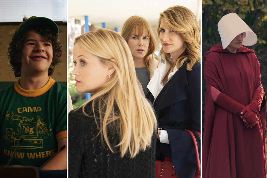 Your Summer TV Guide: From 'Big Little Lies' to 'Stranger Things'