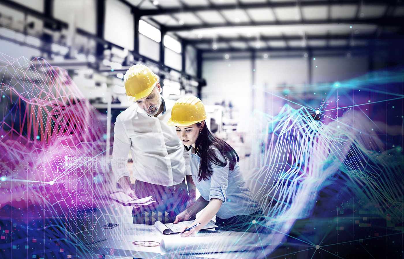 Main visual : Three ways for manufacturers to make the smart factory a reality