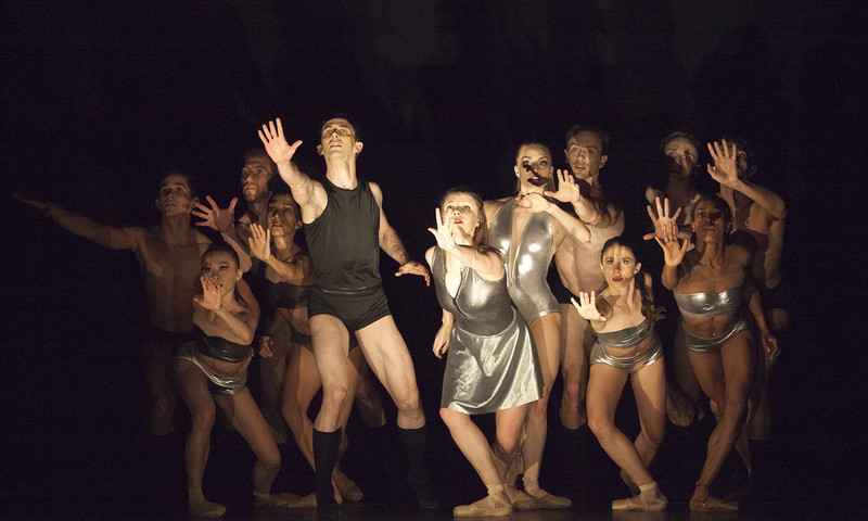 """Men in their undies in Atlanta Ballet's """"Boiling Point."""" (photo Charlie McCullers)"""