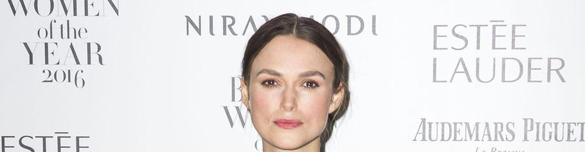 Keira Knightley glows in green gown
