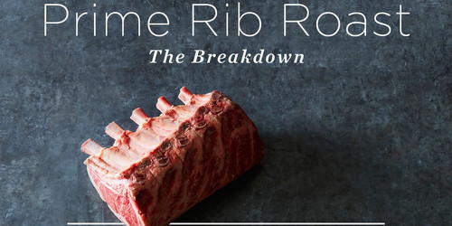 How (and Why!) to Break Down a Prime Rib Roast