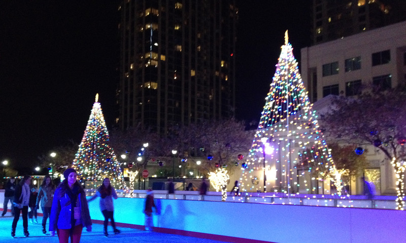 Lace up your skates at Atlantic Station starting Nov. 18.