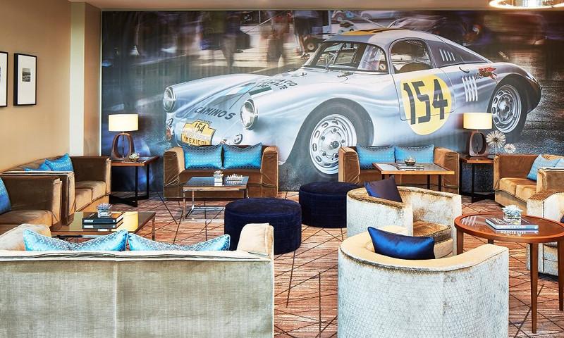 Make it a Porsche weekend. Check into Solis Two Porsche Drive.