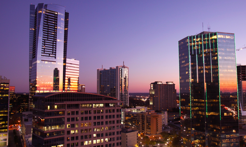 See what's happening in Downtown, Midtown and Buckhead hotels. (Provided by Buckhead Coalition)