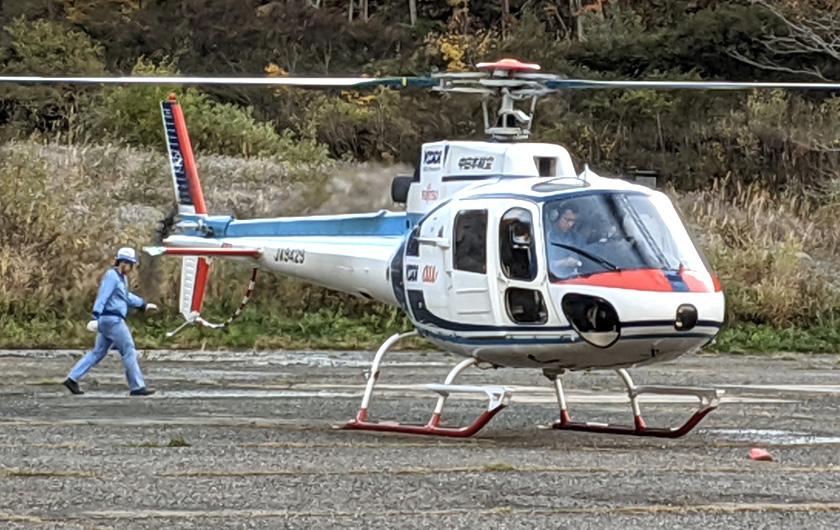 メインビジュアル : 災害時の「携帯が繋がらない」をなくす! 国内初「ヘリコプター基地局」の実証実験