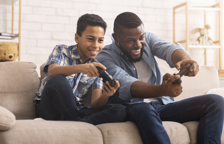 Games Available On AT&T TV For Every Kind of Dad