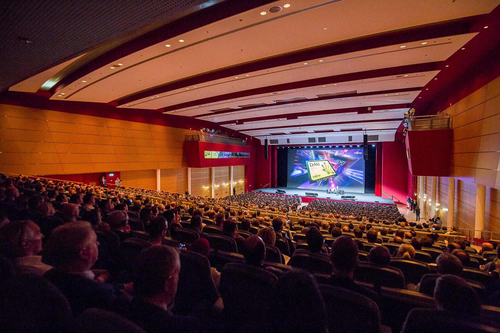 Main visual : Drive your Trusted Future – Fujitsu Forum Europe 2019