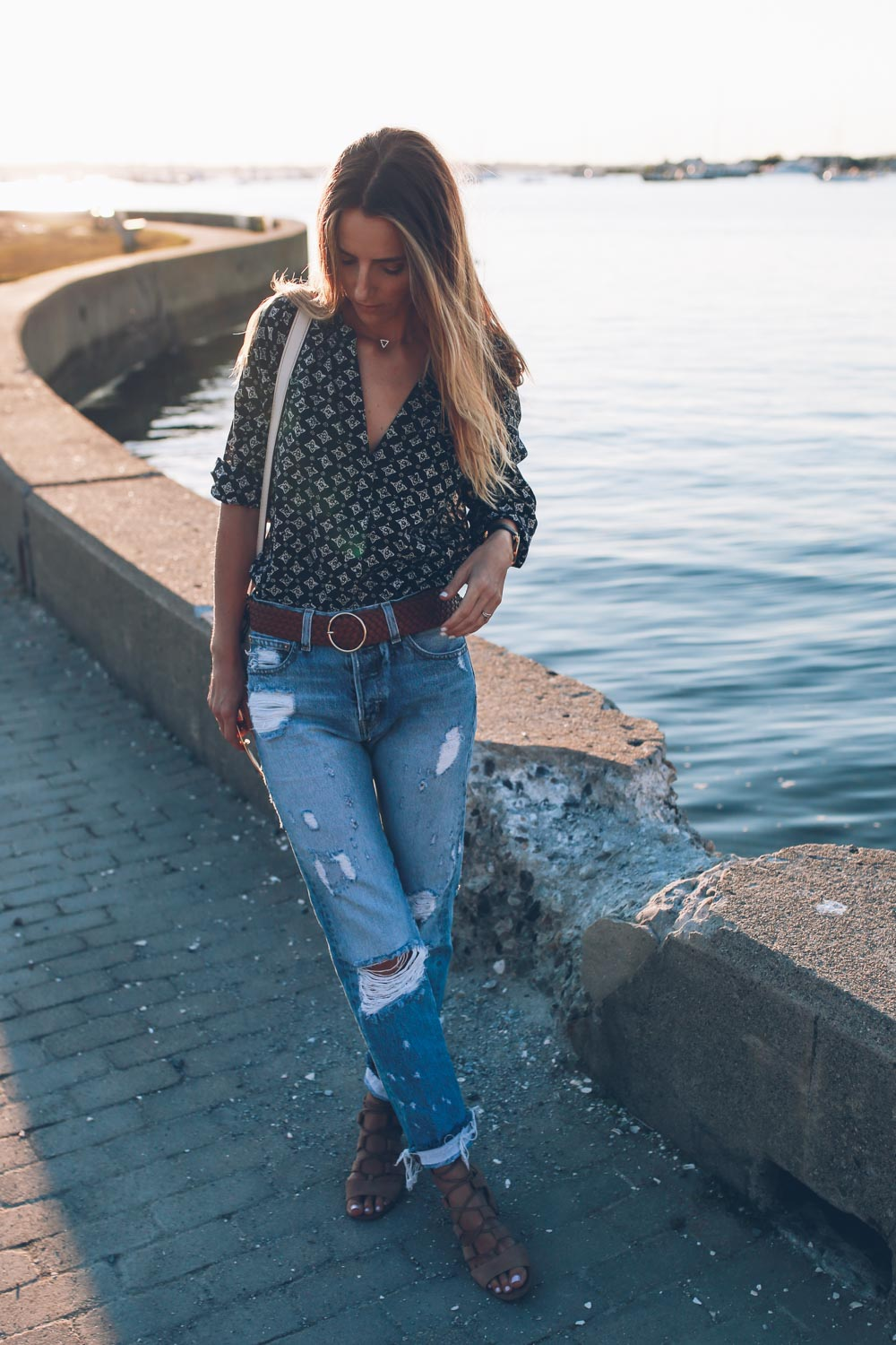 5f4ee02bdab OOTD  Prosecco   Plaid s End-of-Summer Style Has Us Fiending for Fall