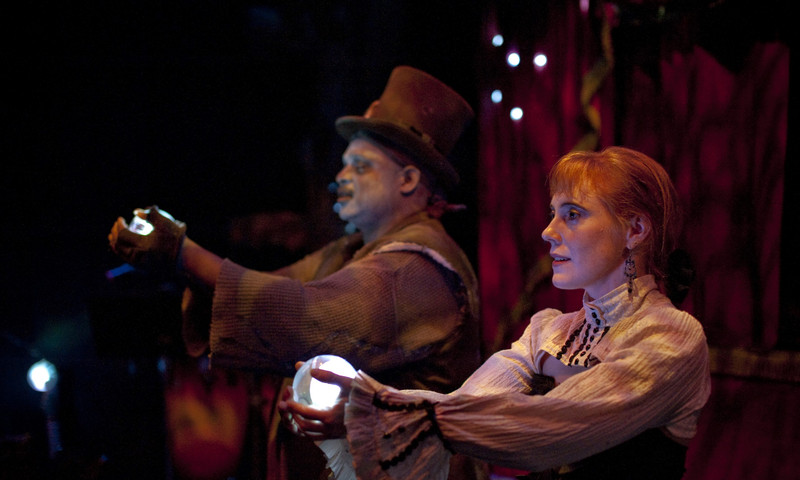 Are you brave enough to see the Ghastly Dreadfuls at Center for Puppetry Arts?