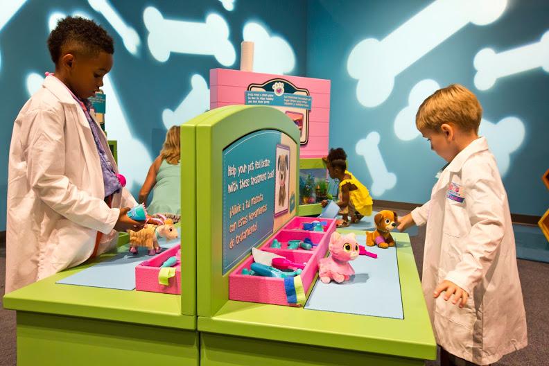 Summer Exhibit: Doc McStuffins at the Children's Museum of Atlanta