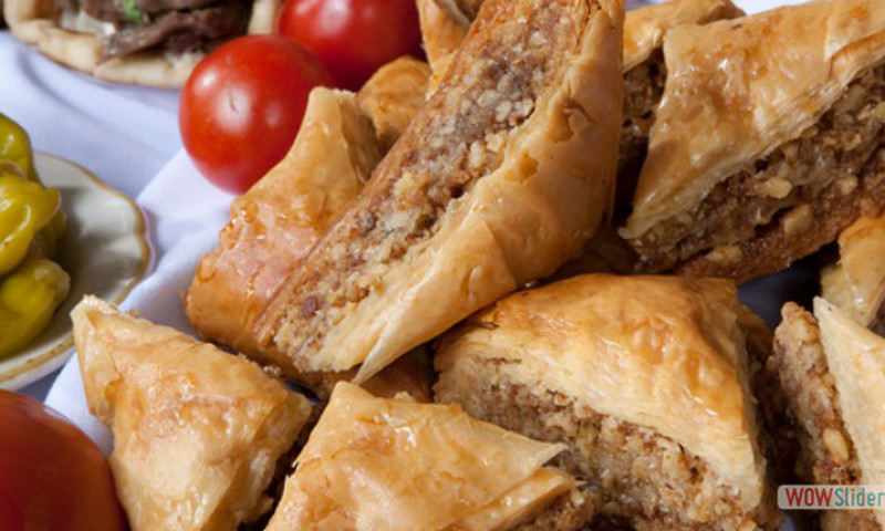 """The baklava at the Atlanta Greek Festival will make you want to dance and yell, """"Opa!"""""""