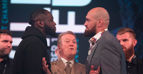 Deontay Wilder vs. Tyson Fury: Tale of the Tape