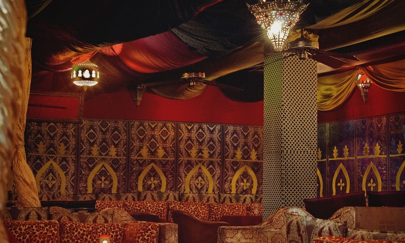 Fun and romance awaits at Imperial Fez.