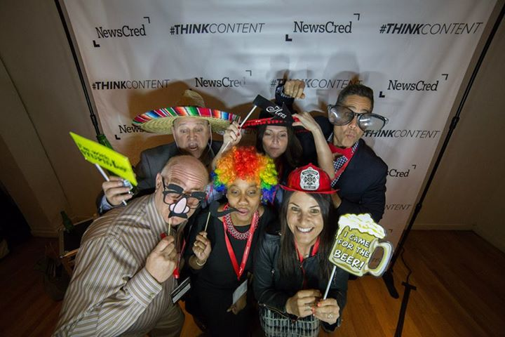 NewsCred #ThinkContent Summit