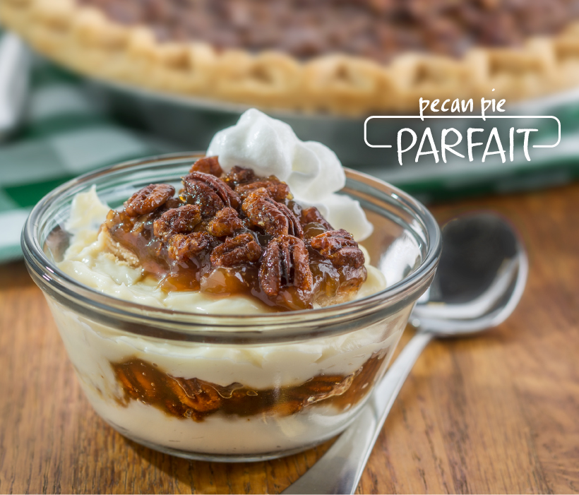 Pecan Pie Parfait Recipe