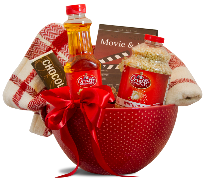 4 Ridiculously Easy Holiday Gift Baskets Forkful