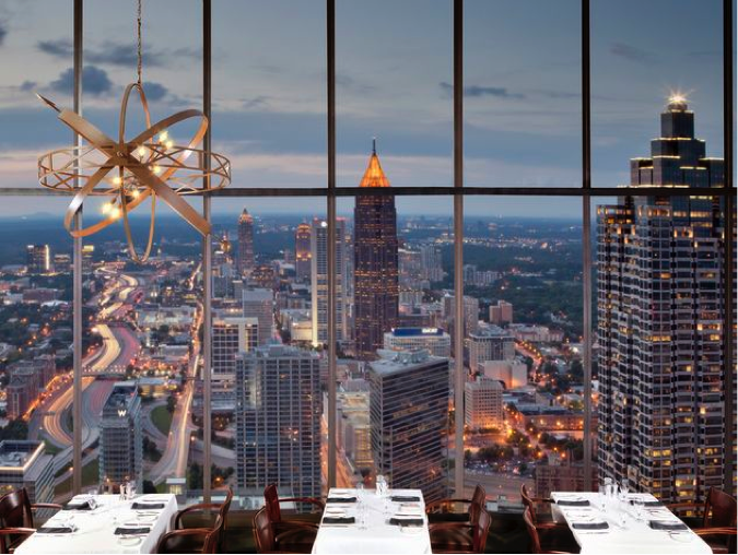 A Day In Atlanta The Insiders Guide Blueprint Presented By Cbre