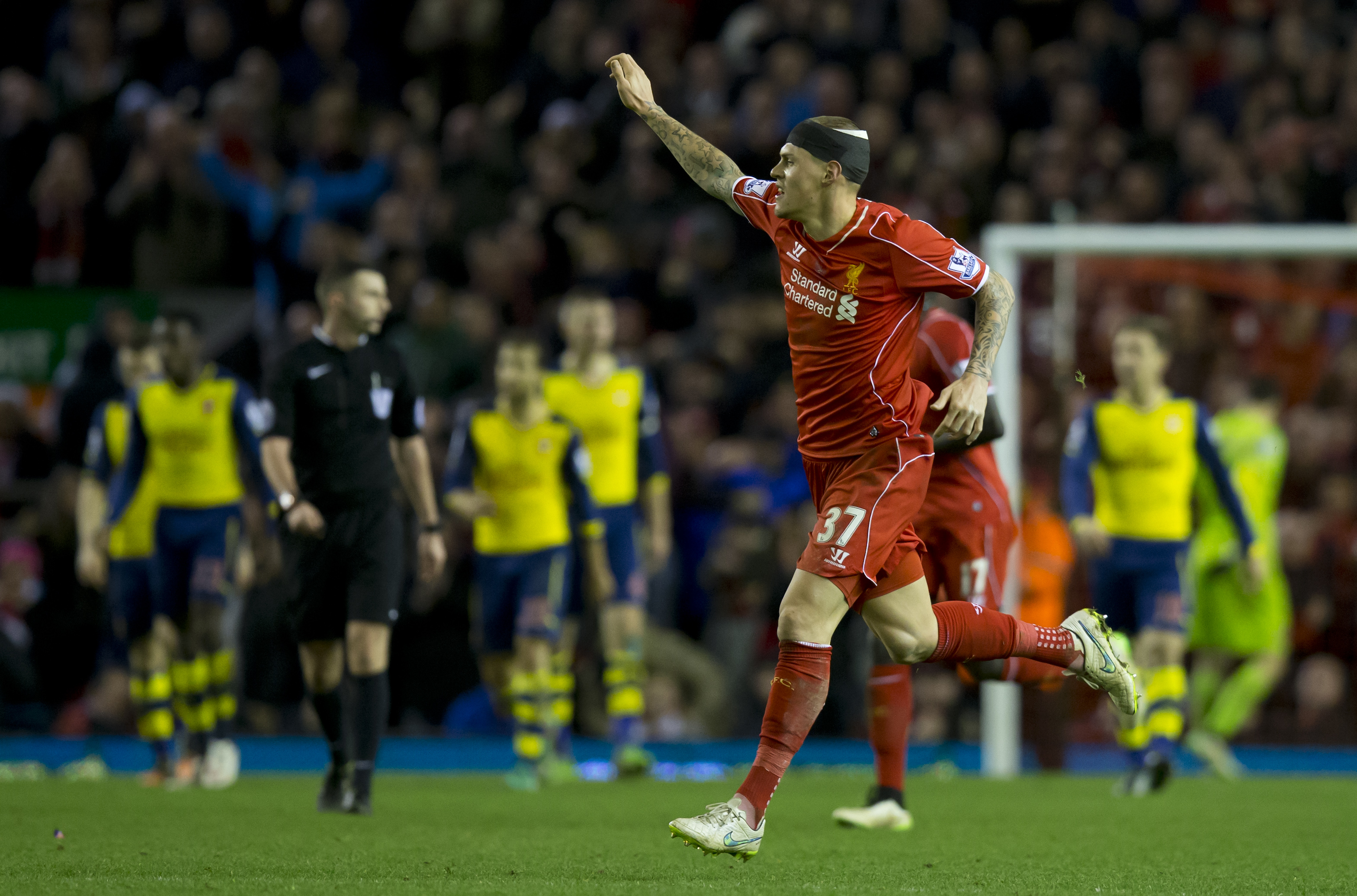 Why Liverpool are (almost) back to their best after Arsenaldraw
